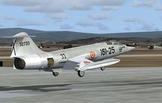 F-104G Starfighters. Ejército del Aire Español Air Fighter, Fighter Jets, Spanish Air Force, Reactor, Rocket Engine, Fighter Aircraft, Military Aircraft, Postwar, Cold War