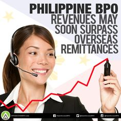The Philippine #outsourcing industry continues to grow this year, as it's predicted to generate revenues that may soon surpass remittances from overseas Filipino workers. This translates to hundreds of thousands of jobs for #IT & #CustomerService professionals in the country.
