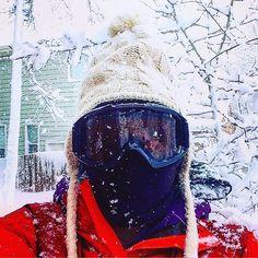 Me earlier today in Thornton. Colorado Blizzard of March 2016. #colorado #blizzard #blizzard2016 #snow #snowmageddon #brrr #cold #springhassprung #snowstorm2016 #denver #shovel #somuchsnow by thesilverlynx