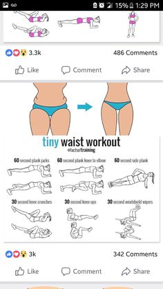 Tiny Waist Workout, Side Plank, Crunches, Fitness, Cheer Abs
