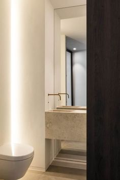 Simple Home Decor .Simple Home Decor Contemporary Bathroom Designs, Modern Bathroom, Small Bathroom, Bedroom Modern, Bathroom Interior Design, Home Interior, Downstairs Toilet, Western Homes, Home Remodeling