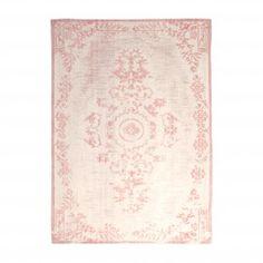 By-Boo Vloerkleed Oase - Roze 200 x 290 cm
