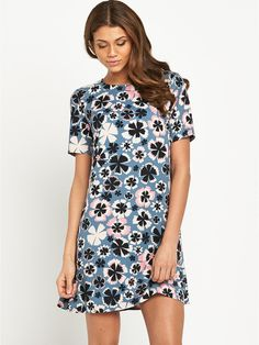 Shop at Ireland's largest online department store for all of the latest fashion, gadgets and homewear with FREE delivery and FREE returns on your orders. Fearne Cotton, Swing Dress, Tunics, Kids Fashion, Short Dresses, Floral, Casual, Prints, Shopping