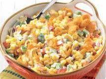 Yum... I'd Pinch That!   Summer Corn Salad