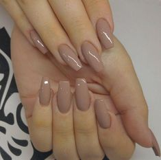 Nude neutral nails, mannequin manicure, natural nails See more ideas about Fingernail designs, Flare nails and Gorgeous nails nudenails nailideas nails acrylicnails is part of nails - nails Fingernail Designs, Acrylic Nail Designs, Flared Nail Designs, Best Nail Designs, Art Designs, Check Designs, Design Art, Neutral Nail Designs, Salon Design