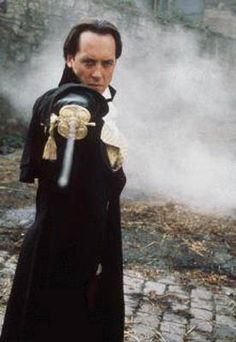 richard grant as scarlet pimpernel   Pimpernel Cuts A Swathe In A Flick - Richard E. Grant - Official ...