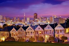 San Fran amazing colours