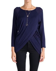 Tulip Long Sleeve Top | 2020AVE