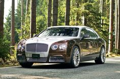 2014 Bentley Flying Spur Mansory - Google Search