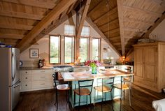 rustic barn conversion kitchen ideas 10 Rustic Barn Ideas To Use In Your Contemporary Home