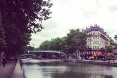 Day 69: My Favorite Neighborhood in Paris (+ a story in Anthology) The Yellow Table