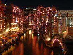 River @ Christmas time