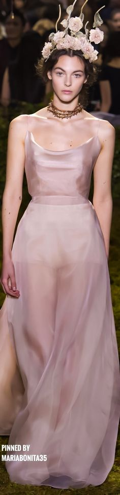 Christian Dior Spring Couture 2017