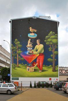 Street Art by Interesni Kazki