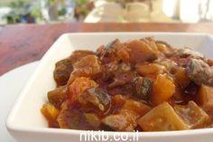 גולש ירקות / צילום : ניקי ב