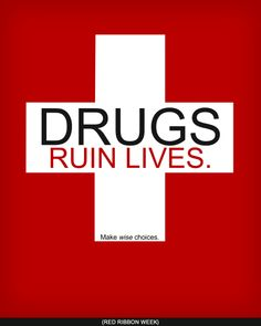 It's such a shame when people depend on drugs and/or alcohol. Addiction is a nasty beast.