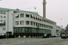 Novo Therapeutic Laboratory, Arne Jacobsen   Copenhagen   Denmark   MIMOA