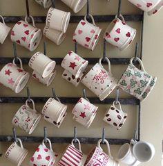 Emma Bridgewater Mug Collection