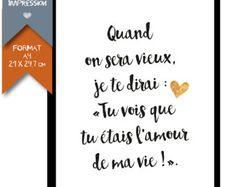 Affiche Numérique La Maison Chat A télécharger par RGB4YOU
