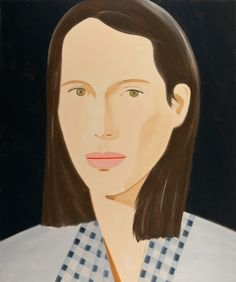 Alex Katz - Christy