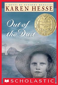 My 11-year-old told me she was glad this was required reading because she wouldn't have read it otherwise and it's one of the best books she's ever read. Told in free verse, this is the story of a young girl's life in the Dust Bowl of Oklahoma during the Great Depression. It