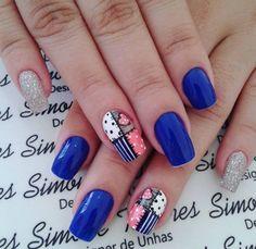 Manicures, Nails, Hair Beauty, Nail Art, Nail Ideas, Amanda, Nice Nails, Perfect Nails, Work Nails
