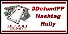 #DefundPP Live Hashtag Rally