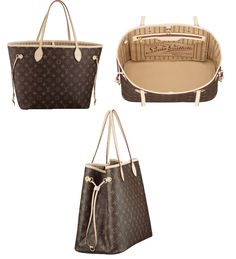 Louis Vuitton Neverfull - though I can fill it! High End Handbags, Lv Handbags, Louis Vuitton Handbags, Louis Vuitton Neverfull Pm, Pocket Books, Day Bag, Style Ideas, Purses And Bags, Fill