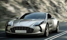 Aston Martin dreams