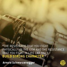 Arnold Schwarzenegger quote