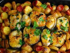 """O grupo """" Dia um na cozinha """" do Facebook, este mês tinha a proposta de cozinharmos um prato de peixe (com excepção do bacalhau). Lá por c..."""
