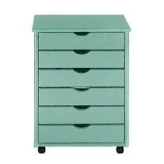 "Stanton 6 drawer Wide Cart, 26""Hx20""Wx14""D, BLUE Home Decorators Collection,http://www.amazon.com/dp/B00E8HQ6DQ/ref=cm_sw_r_pi_dp_MzFetb0NXH2PWSHE"