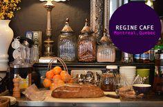 Regine Cafe / Montreal / Quebec