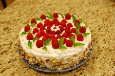 Japanese Strawberry Cake (a.k.a. Chinese Birthday Cake)