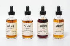 2014 Gift Guide | For Dad. Cocktail Punk bitters.