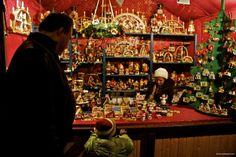 Christmas Markets: Schloss Charlottenburg in Berlin.