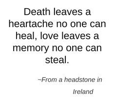 quote for father headstone - Yahoo Image Search Results