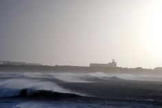 Huge, Insane, Cold and Rainy Surfing Sessions In Peniche Portugal