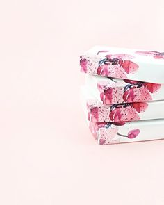 Check out these sweet DIY Watercolor Gift Boxes on the blog today!