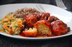 Zapraszam na wyśmienity pomysł na wegetariańskie pulpeciki autorstwa Badylarka na Cookpad! 👩🏼🍳 Ethnic Recipes, Food, Essen, Meals, Yemek, Eten