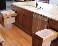 how to build a kitchen island with sink and dishwasher woodworking