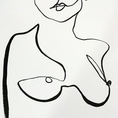nude line art woman black and white Art II Inspiration II Line drawing Art And Illustration, Life Drawing, Figure Drawing, Painting & Drawing, Painting Inspiration, Art Inspo, Guache, Art Design, Oeuvre D'art