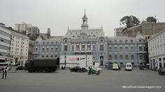 Plaza Sotomayor - Valparaíso, Chile