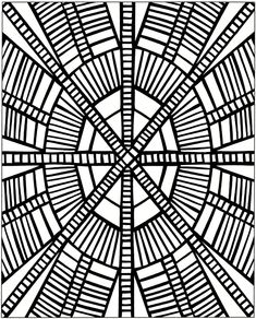 Welcome to Dover Publications  Creative Haven Magnificent Mosaics Stained Glass Coloring Book