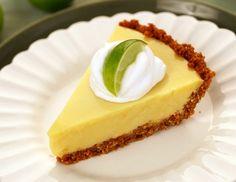 Key Lime Pie (limetina pita)