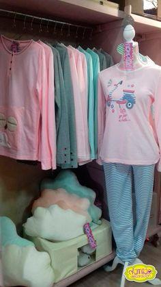 ¡NOVEDAD! Nuevos modelos de pijama