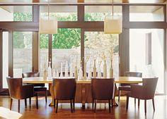 dining room   San Remo Drive   KAA Design