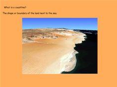 presentation on coastal erosion