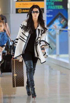 Kim Kardashian - I love a great wrap