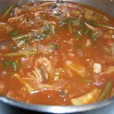 Cabbage Fat-Burning Soup Recipe